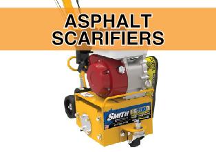 Aspahlt Scarfiers Protect Asphalt Cobourg Ontario