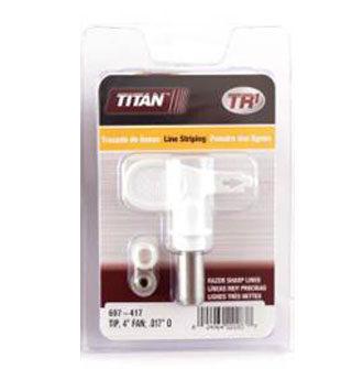 Titan TR1 Striping Tips