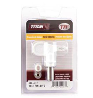 Titan TR1 Striping Tips
